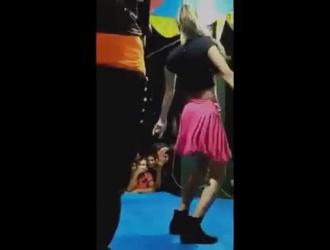 رقص مغربيه نهود جميله