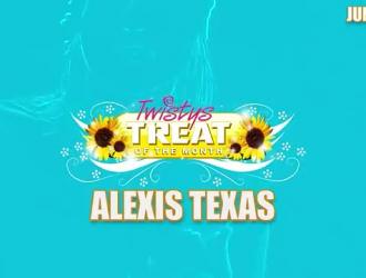 الكسيس تكساس تمتص الديك ومارس الجنس أكثر صعوبة من أي وقت مضى ، للمتعة فقط