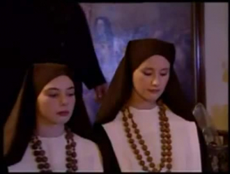 راهبة مغر هو الحصول على بوسها يمسح في النادي الليلي من قبل عميلها قرنية