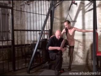 تعذيب زبررجل