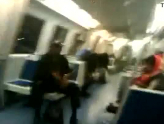 لعبة مترو الانفاق تحاكي تذبذب الحمار