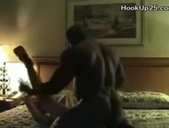 يحب عاطفي جبهة مورو مع كبير الثدي لممارسة الجنس مع رجل متزوج ، في كل مرة