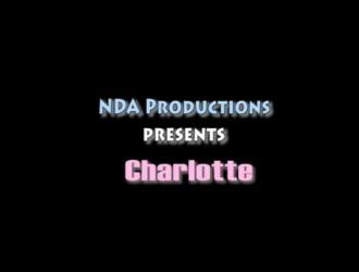 شارلوت ستار تمارس الجنس الوحشي أمام الكاميرا ، لأنها تحتاج إلى بعض المال