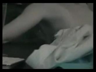 زوجة قرنية تحصل على شخ في الفم من قبل زوجها