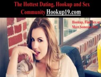 امرأة سمراء لطيف في سن المراهقة يلهون مع بوسها الرطب