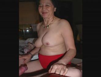 استمناء ناضجة دمرها طفل- ممارسة الجنس