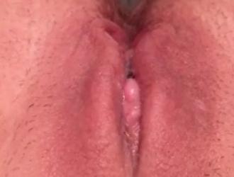 خنزير قذر في الفم والشرج