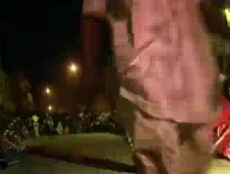 رقص منقبات عرقيات