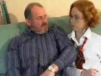سكس رجل يغتصب ابنه