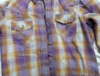 الديك المحبة قميص الفاسقة هو الحصول على لها الحلق الرطب مملوءة مع نائب الرئيس جديدة.