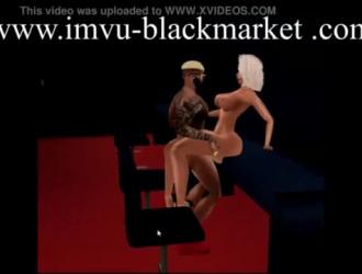 بيمبو بمؤخرة لطيفة تخوض أول مغامرة جنسية لها مع رجل أكبر سنًا.
