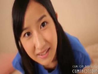 جديد صغيرتي الآسيوية فتاة اللعب.