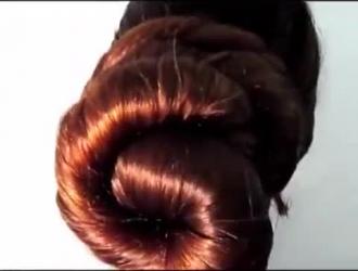 طول الشعر افلام